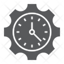 Time managment Icon