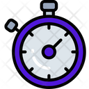 Time Measurement Stopwatch Timer Icon