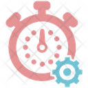 Time Optimization Time Time Management Icon