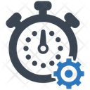 Time Optimization Ability Brainstorming Icon