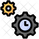 Time Optimization Icon Icon