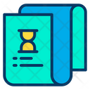 Time Page Icon