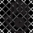 Clock Hand Stopwatch Icon