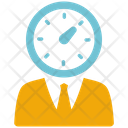 Time Plan Business Timeline Icon
