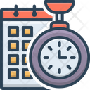 Time Planning Time Planning Icon