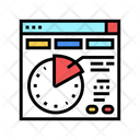 Time Planning Color Icon