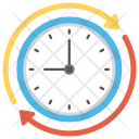 Time Process Icon