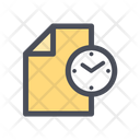 Time Record Icon