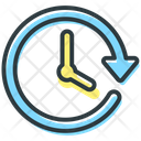 Time Reload Icon