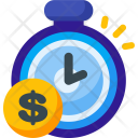 Time, Saving Icon