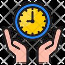 Time Saving Time Watch Icon