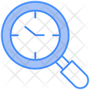 Time Watch Lense Icon