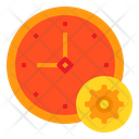 Time Management Device Icon