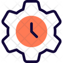 Time Setting Icon