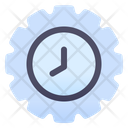 Time Setting Time Management Productivity Icon