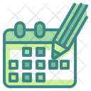 Time Table Schedule Time Icon