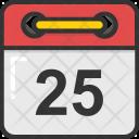 Time Table Calendar Icon