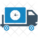 Cargo Delivery Shipping Icon