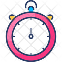 Clock Market Time Icon