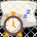 Time To Sleep Icon