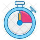 Time Tracking Timer Icon