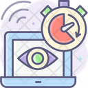 Time Tracking App Time Tracking Application Time Track Application Icon