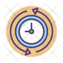 Time Travelling Icon