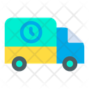 Delivery Shipping Time Icon