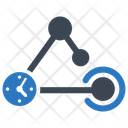Time Schedule Network Icon
