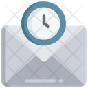 Timed Mail Icon