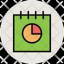 Timeframe Schedule Timetable Icon