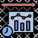 Timeframe Economic Investment Icon