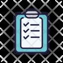 Timeline Schedule Planning Icon