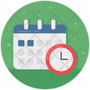 Timeline Timetable Schedule Icon