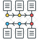 Mtimeline Chart Icon