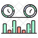 Time Investment Clock Icon