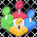 Modern Infographic Timeline Infographic Statistics Icon
