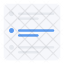 Timeline Screen Icon