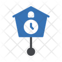 Timepiece Time Clock Icon