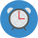 Timepiece Alarm Clock Icon