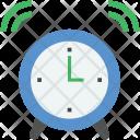 Timepiece Clock Alarm Icon