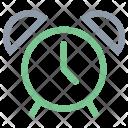 Timepiece Alarm Clock Icon