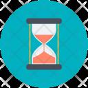 Timer Chronometer Sandglass Icon