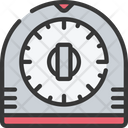 Timer Timing Baked Icon
