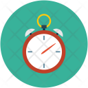 Referee Time Hand Icon