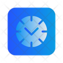 Timer Camera Device Icon