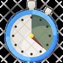 Clock Chronometer Timekeeper Icon