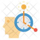 Time Timer Clock Icon