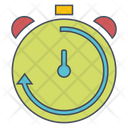 Timer Time Watch Icon