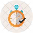Timer Watch Stopwatch Icon